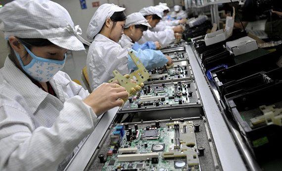 ĐTM sản xuất gia công thiết bị linh kiện điện tử