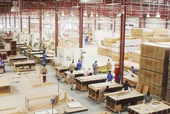 Báo cáo quan trắc môi trường cho xưởng chế biến gỗ