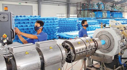 Báo cáo quan trắc môi trường cho cơ sở sản xuất nhựa