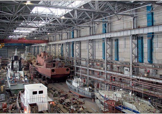 Báo cáo quan trắc môi trường cho xưởng đóng tàu