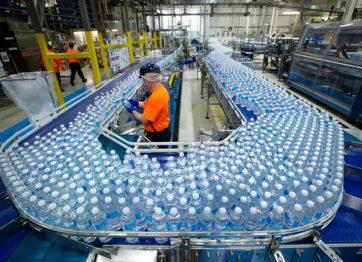 Lập ĐTM cơ sở sản xuất nước đóng chai