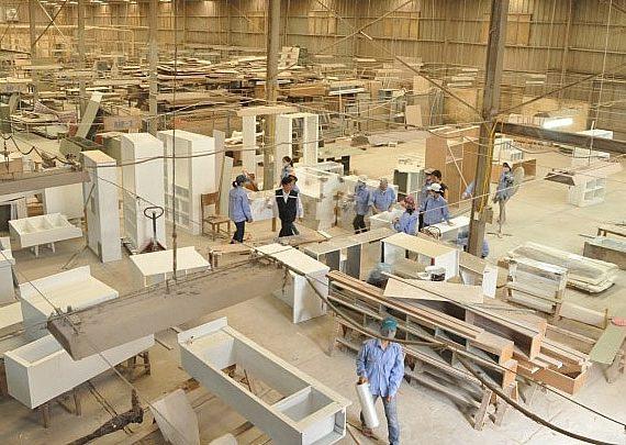 Kế hoạch bảo vệ môi trường cho xưởng chế biến gỗ
