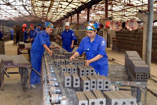 Kế hoạch bảo vệ môi trường sản xuất vật liệu xây dựng