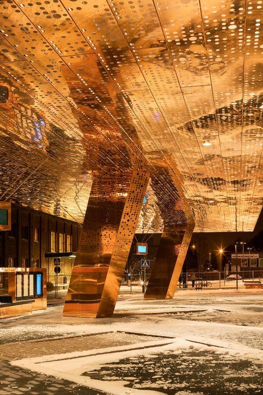 Thiết kế thi công mặt dựng nhôm Khách sạn