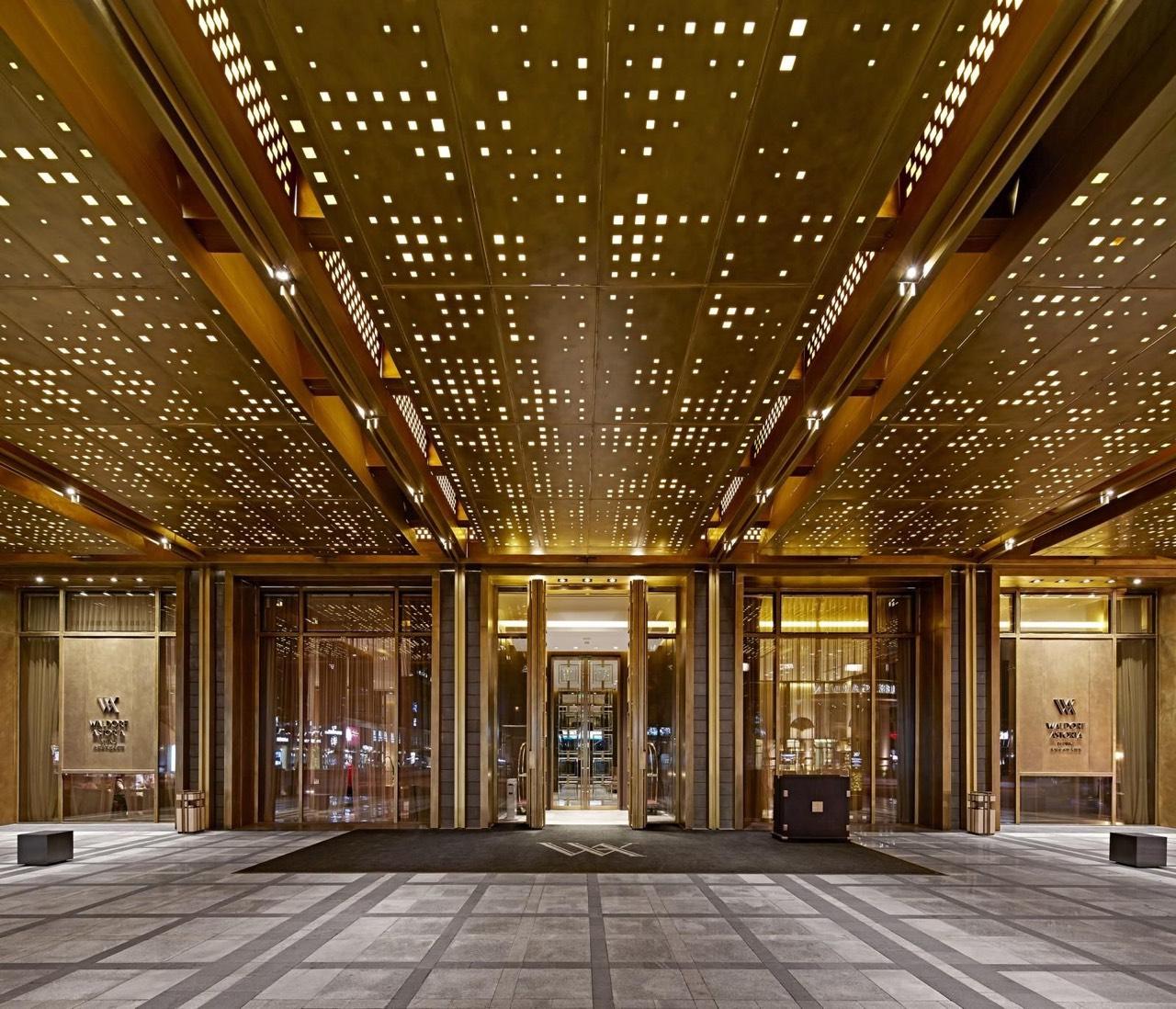 Thiết kế thi công mặt dựng nhôm Tòa Nhà Văn Phòng